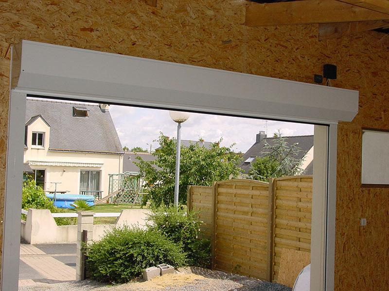 Porte de garage enroulement conception et installation for Garage des fontaines